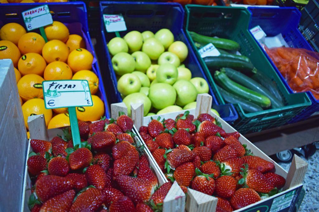 Frutas y verduras El Garganteño