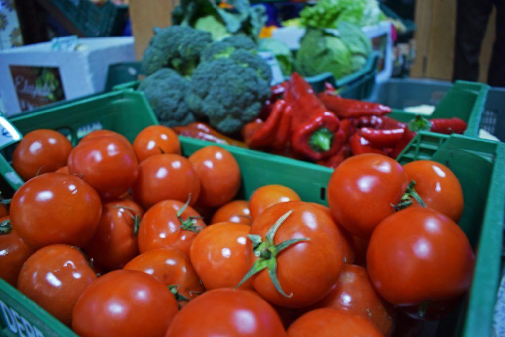 Frutas, verduras y hortalizas El Garganteño